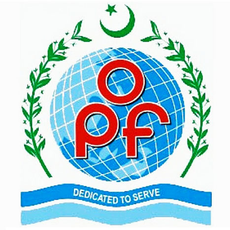 Overseas Pakistanis Foundation - OPF Logo