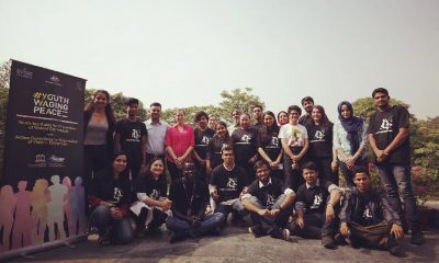 Youth Waging Peace Workshop
